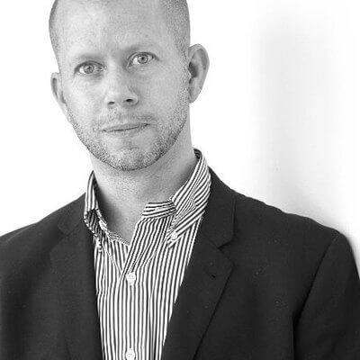 Image of Marcus Fenger-Krog